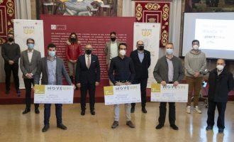 'Move Up! Emprén amb èxit' bat el seu rècord malgrat la pandèmia, amb 54 candidatures de projectes d'emprenedoria de 19 localitats