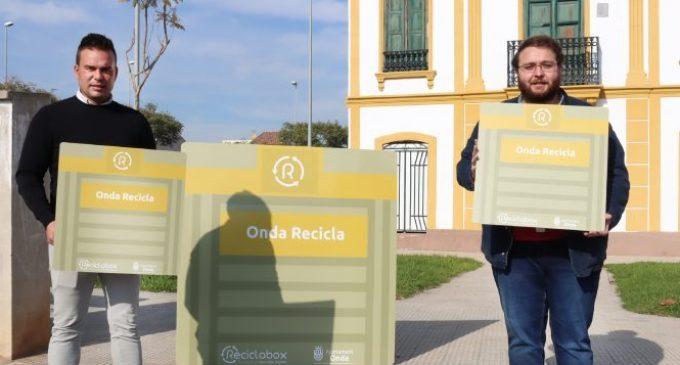 Onda llança una nova edició de Reciclabox per a incentivar la recollida selectiva i el reciclatge