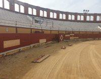 Vinaròs adequa la plaça de bous per acollir actes culturals i taurins