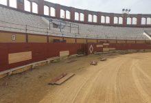 Vinaròs adecua la plaza de toros para acoger actos culturales y taurinos