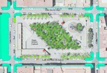 Almassora y el Consell firman el convenio para remodelar el entorno de Botànic con 180.000 euros
