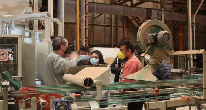 Onda inicia un curs de premsa ceràmica per a fomentar l'especialització en el sector