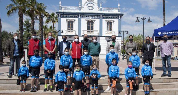 Les Alqueries constituye su nueva escuela de ciclismo