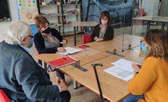 Castelló atén 1.300 persones a través del Pla Sociocultural Sant Agustí 2020 dirigit a reduir l'exclusió social