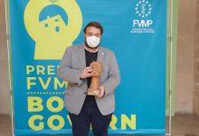 Onda recull el premi a la transparència i foment de la participació de la FVMP