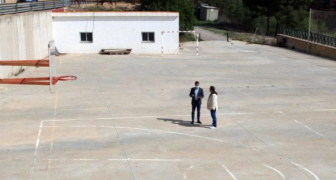 L'Alcora avança el projecte per a ensostrar l'espai multiusos de la Foia