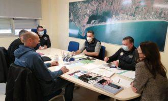 Peníscola es prepara per a acollir l'Infinitri Half Triathlon 2021
