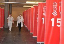 La vacunació al Palau de Congressos de Castelló arranca el dilluns que ve