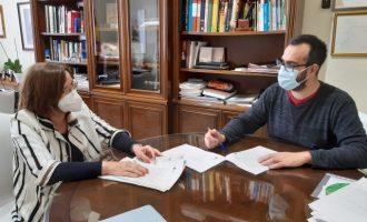 El Ple de Benicarló aprovarà la suspensió de la taxa d'ocupació de la via pública per al segon semestre