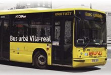 Vila-real conecta la ciudad con el punto de vacunación del Centro de Congresos con el bus urbano Groguet gratuito