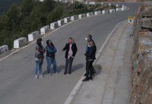 La Diputació inverteix 410.000 euros en la millora de la seguretat viària de la carretera que uneix Cabanes amb la Ribera de Cabanes