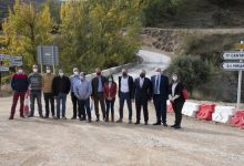 La Diputació acull l'obres de remodelació de la CV-120 entre La Mata i el límit amb Terol