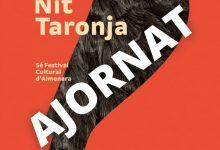 L'Ajuntament d'Almenara ajorna les actuacions a l'aire lliure de la 'Nit Taronja' pel risc de pluja