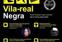Vila-real Negra torna amb xarrades virtuals d'autors en col·legis per a despertar l'interés per la lectura entre els joves