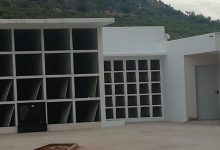 El cementerio municipal de Almenara dispone de un nuevo columbario