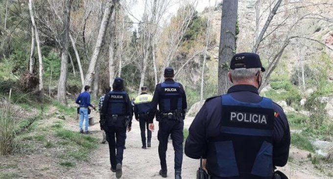 Emergencias coordina el dispositivo de vigilancia preventiva en las áreas naturales y espacios de ocio en Semana Santa