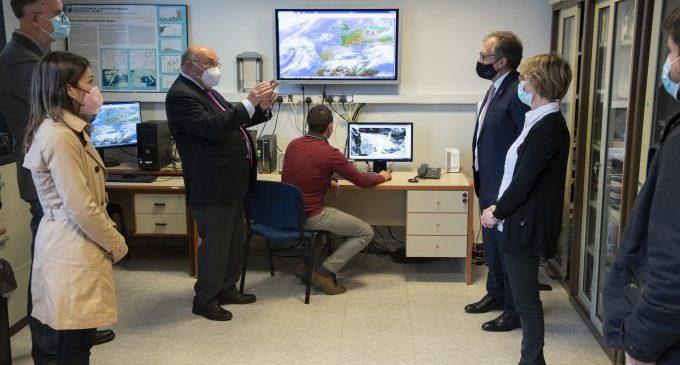 La Diputació col·laborarà amb la Universitat Jaume I en l'estudi dels efectes del canvi climàtic a la província