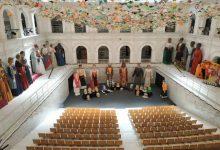 Burriana adapta el 'XIV Aplec de Gegants i Cabuts' con una doble exposición en el CMC la Mercé