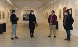 Burriana inaugura la exposición 'Hazañas bélicas' del Equipo Realidad
