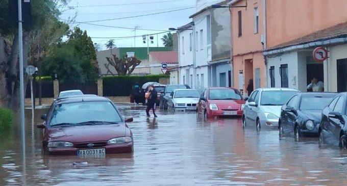 Burriana renovará el Plan de Actuación Municipal ante el riesgo de inundaciones