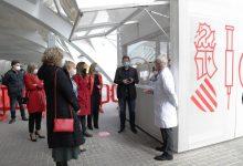 La Generalitat posa en marxa un servei d'autobusos gratuït per a facilitar l'accés al punt de vacunació del Palau de Congressos de Castelló de la Plana