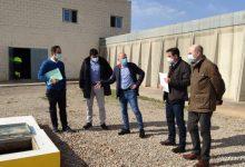 Vila-real rep les obres de proveïment per a garantir les necessitats hídriques del polígon de la carretera d'Onda