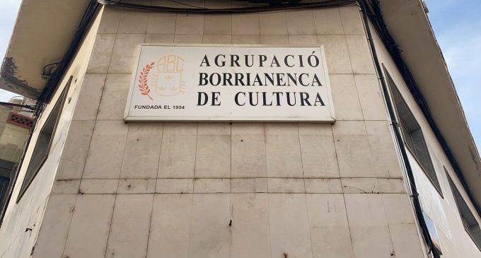 Detinguts dos veïns de Borriana per delicte de robatori en la seu de l'Agrupació Borrianenca de Cultura