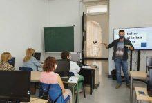 Borriana y la fundación Fisat organizan un taller de competencias digitales orientadas al empleo