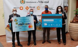 Vila-real llança 'Fem poble', la targeta que bonifica el 20% de les compres locals