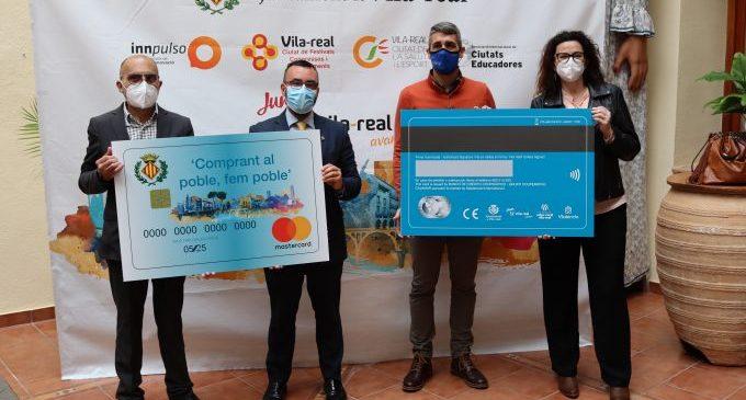 Vila-real lanza 'Fem poble', la tarjeta que bonifica el 20% de las compras locales