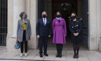 Diputación y Generalitat destinarán 300.000 euros a impulsar la participación ciudadana, la transparencia y el buen gobierno