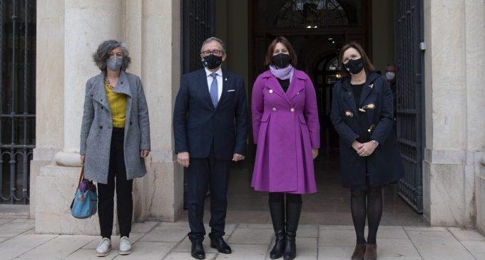 Diputació i Generalitat destinaran 300.000 euros a impulsar la participació ciutadana, la transparència i el bon govern
