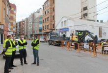 Borriana continua amb el pla per a renovar la seua xarxa de clavegueram