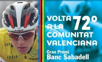 Almenara acull per primera vegada un final d'etapa de la Volta Ciclista a la Comunitat Valenciana