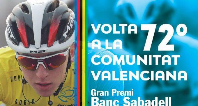 Almenara acoge por primera vez un final de etapa de la Volta Ciclista a la Comunitat Valenciana
