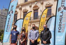 El Gurugú acull a l'elit mundial de la Fórmula Kite amb la Cutty Sark FKSS Castelló