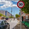 Castelló adapta els nous límits de velocitat en les vies urbanes a 30 km/h