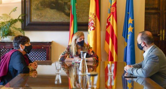 Ajuntament i Generalitat reforcen les polítiques d'habitatge a través del conveni de la Xarxa Xaloc a Castelló