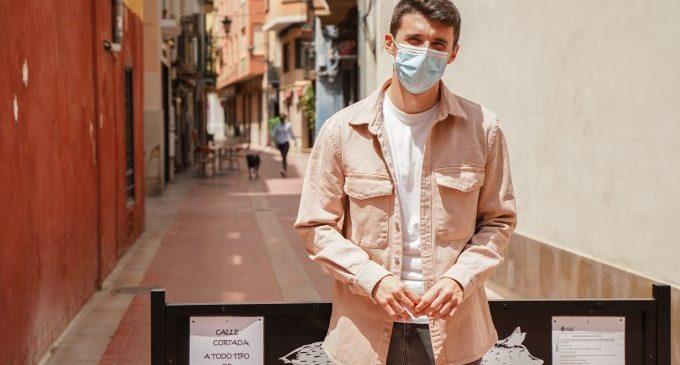 Castelló autoritza l'ampliació de més de 500 terrasses i estalvia a l'hostaleria quasi 600.000 euros en taxes