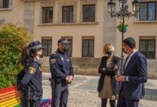 La Policia Local de Castelló rep formació sobre delictes d'odi contra el col·lectiu LGTBI