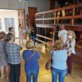 Almenara celebra el Dia Internacional dels Museus amb una visita al Museu del Molí d'Arròs
