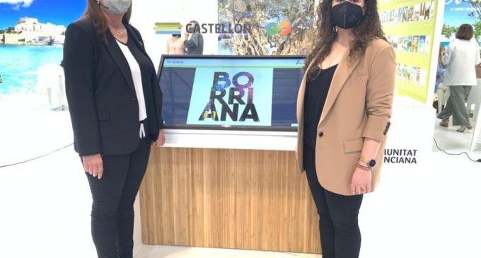Borriana històrica, medieval, modernista i mediterrània, present en Fitur 2021