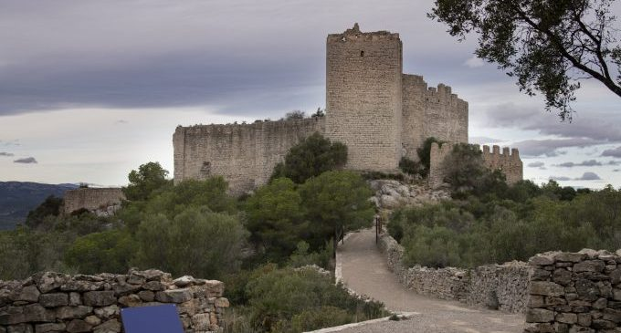 La Diputació impulsa 'Els teus castells', un projecte per a donar a conéixer la història dels castells de Xivert i Polpís