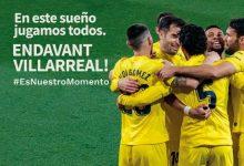 Una botella especial de San Miguel celebra la final de l'Europa League amb el Villarreal CF