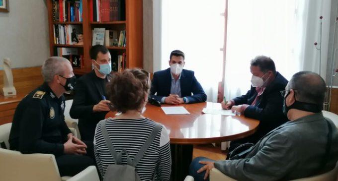 Vinaròs signa un conveni de col·laboració amb l'Associació ESCAN