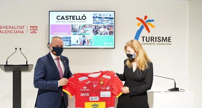 Castelló es posiciona como a ciutat per a l'esport amb el Mundial Femení d'Handbol