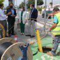 Benicàssim inicia el desplegament de la fibra òptica en la zona sud