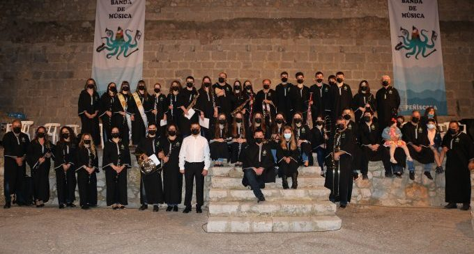 La banda de música de Peñíscola programa un concierto de marchas moras y cristianas