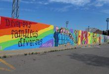 Nules visibilitza la diversitat familiar amb un mural
