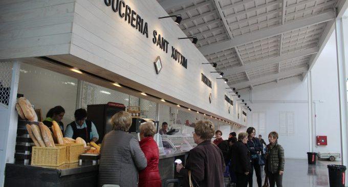 Nules quiere completar la apertura de las casetas del mercado municipal